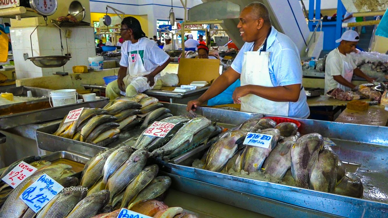 Is ecuador all you really need liz larroquette for Fresh fish market near me
