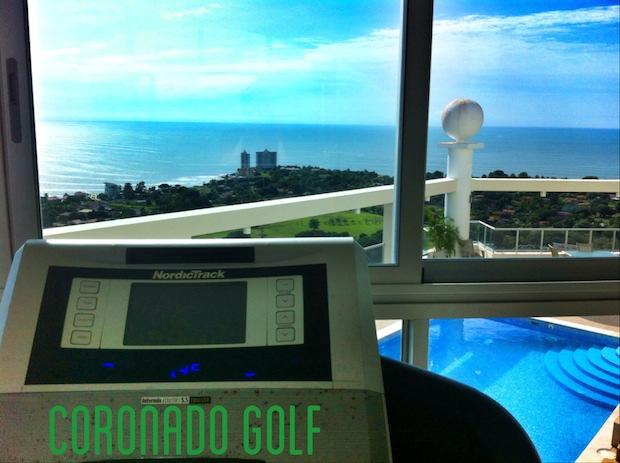 Coronado Golf gym
