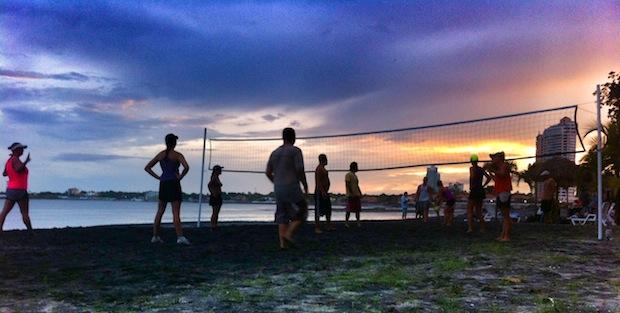 volleyball panama