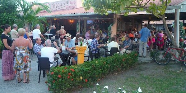 One of the popular happy hours in town.