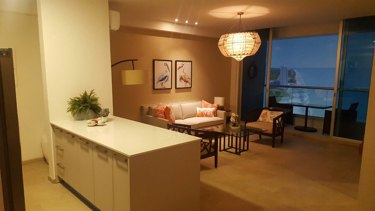 Royal Palm Gorgona Model apartment