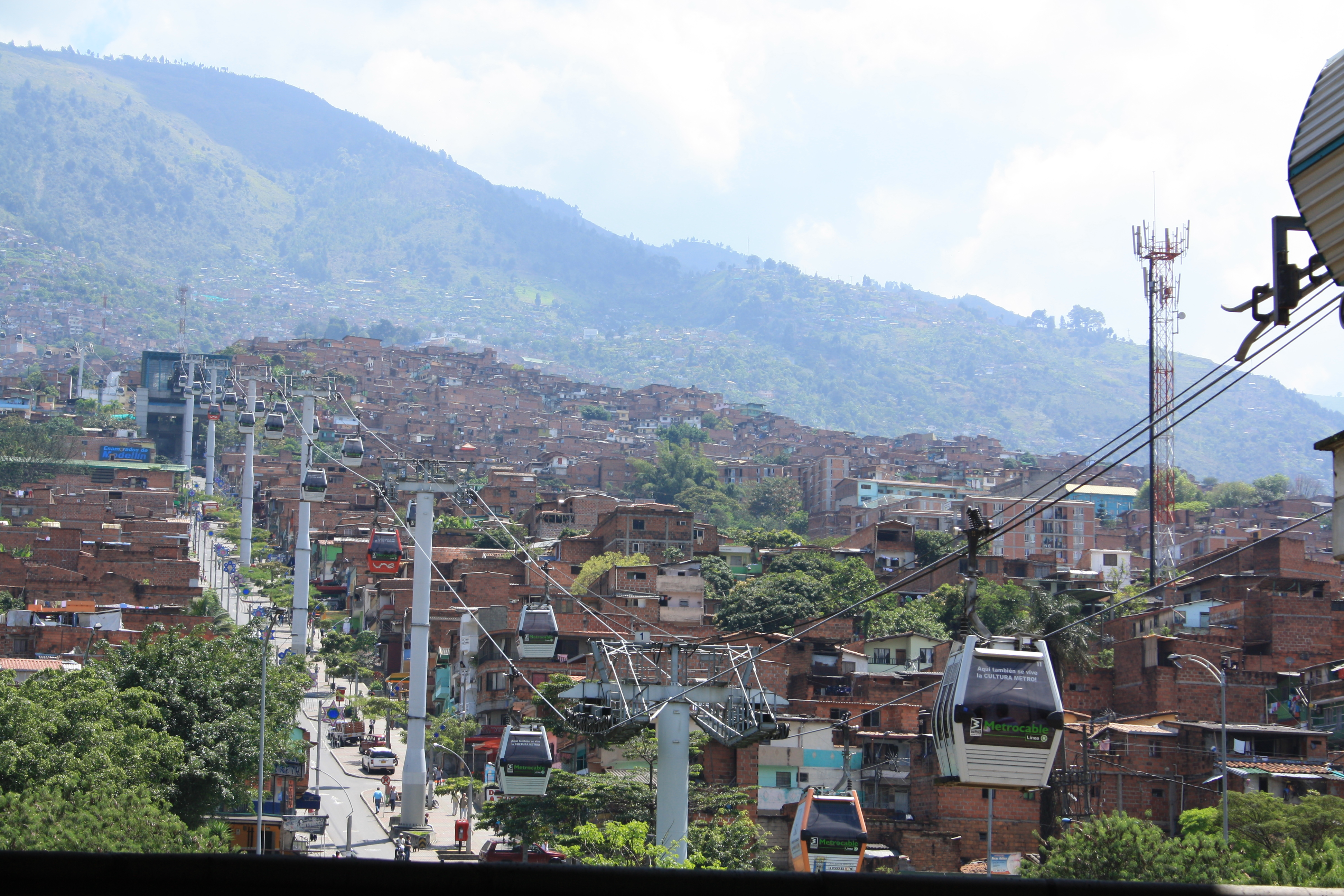 Cable Cars Medellin