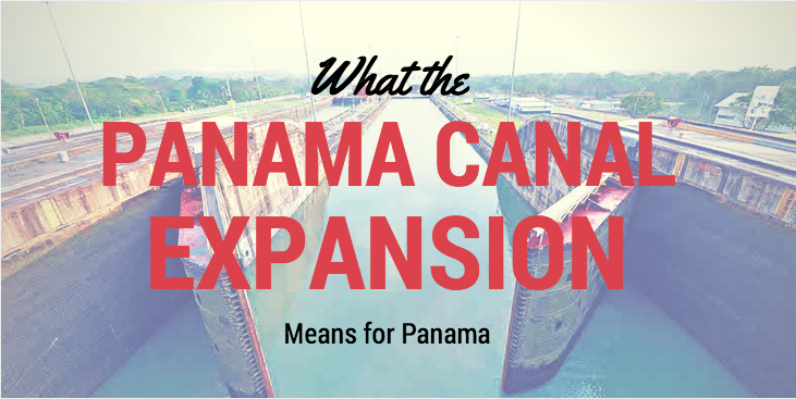 the panama canal expansion project and The panama canal is one of the busiest water ways in the maritime world, transiting hundreds of ships each week with the increase in its popularity, the canal is.