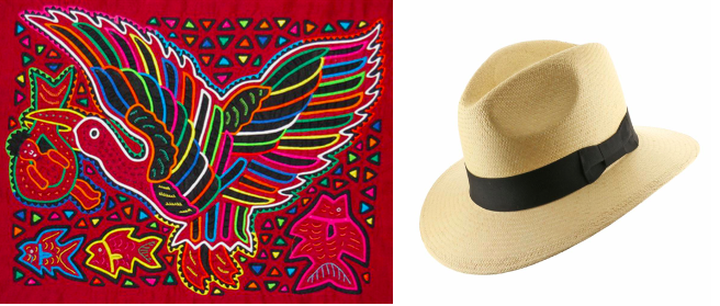 hats and molas