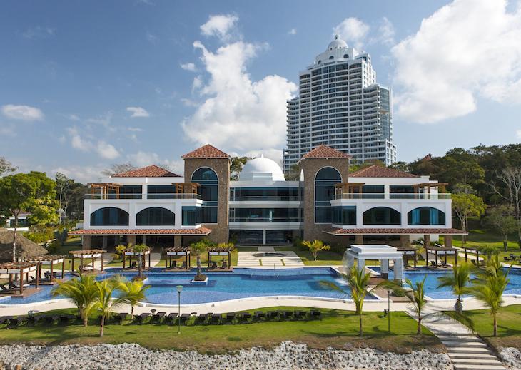 Casa Bonita, Panama