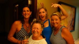 Friends in Panama