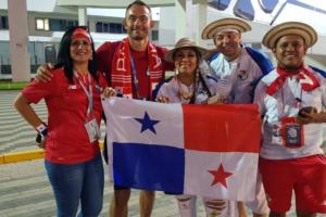 Panama Soccer Fans