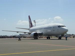 Panama's Rio Hato Airport (Near Coronado)