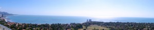 Coronado Golf Rooftop View